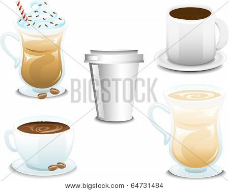 Coffee beverages