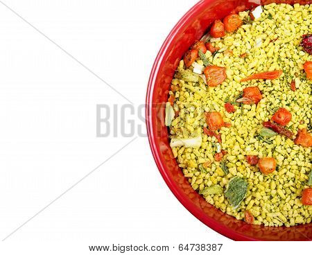 Vegetables And Spices Dried
