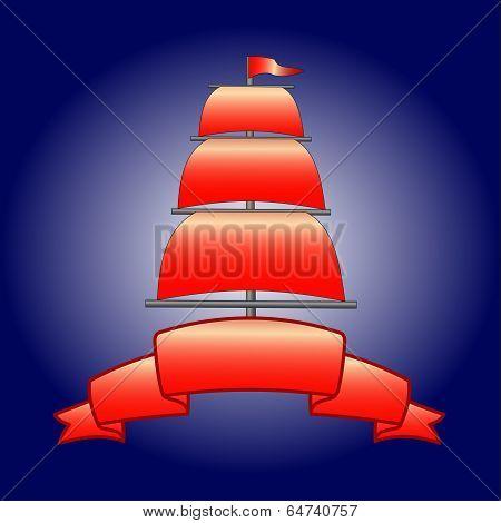 Sail, Mast, Tape