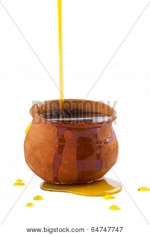Overflowing Honey Pot