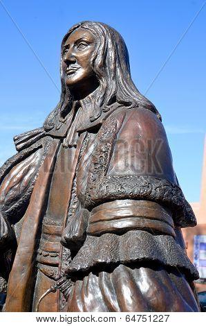 Juan Ponce de Leon statue