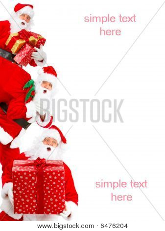 Happy Christmas Santa