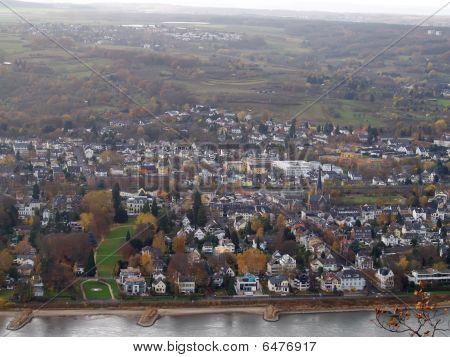 Cityscape of Bonn Germany