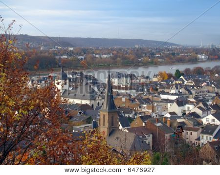 Cityscape of Bonn Germany