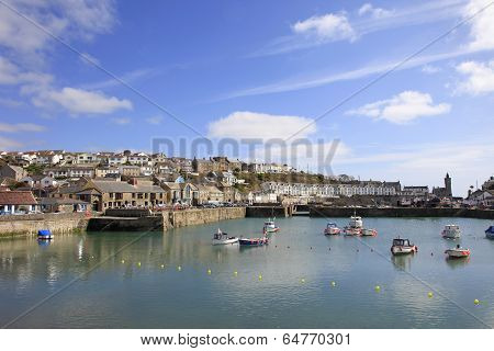 Portleven Cornwall England