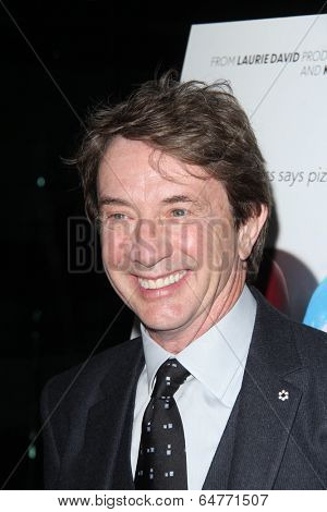 LOS ANGELES - MAY 8:  Martin Short at the