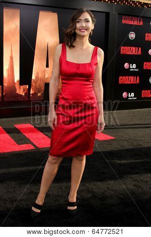 LOS ANGELES - MAY 8:  Jessica Chobot at the