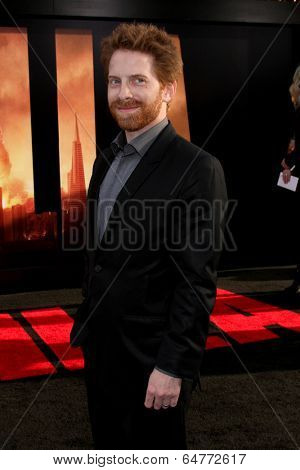 LOS ANGELES - MAY 8:  Seth Green at the