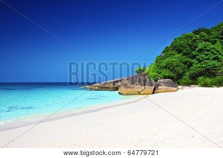 Beautiful Similan Islands, Thailand, Phuket.