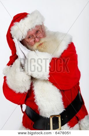 Go To Sleep Santa Says
