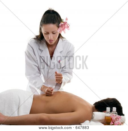 Massage Therapies  Percussion Strokes
