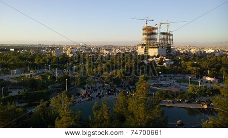 The Holy City of Mashhad