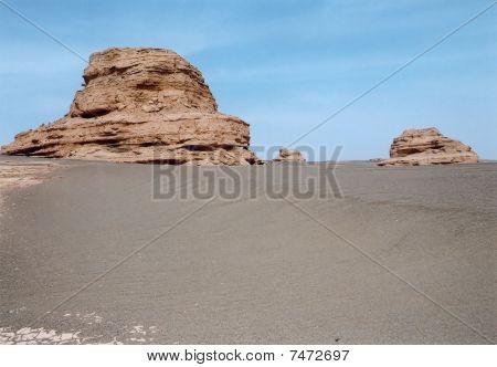 Gobi landform