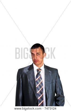 Portrait Elegant Male