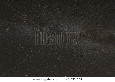 Milky Way Background