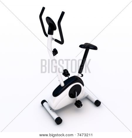 Exerciser for regular sports training