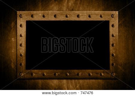 Metal Bolted Frame