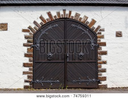 Old Warehouse Doors
