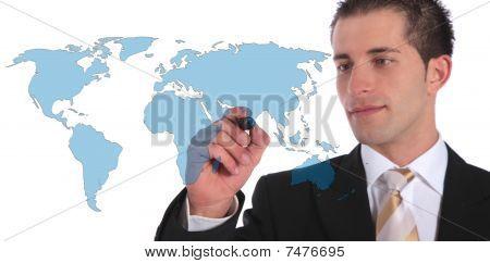 weltweite Marktexpansion