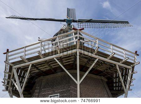 Mill At Garnwerd