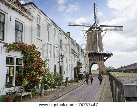 Mill Rijn en Lek