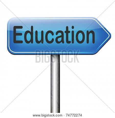 education learn and study educate for high school college or university online learning