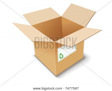 Cardoard box