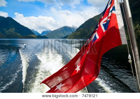 Cruising At Fiordland