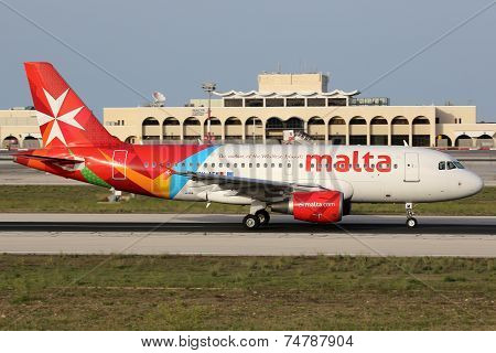 Air Malta Airbus A319