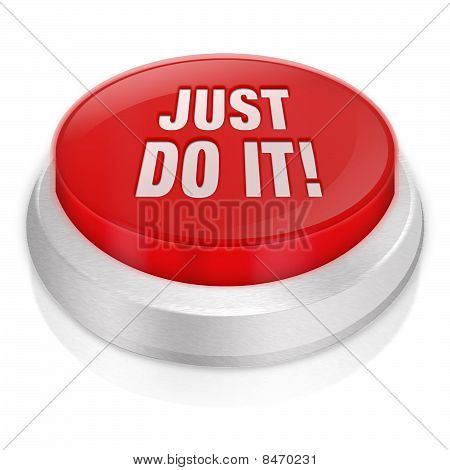 Just Do It 3D Button