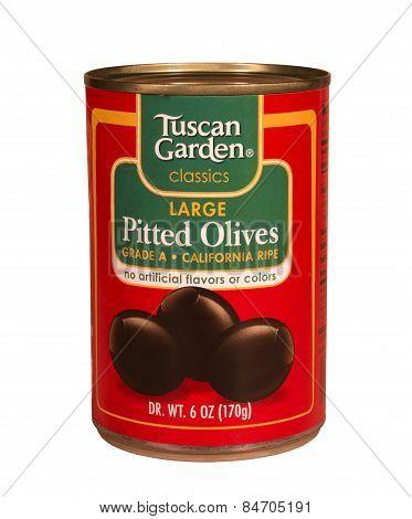 Tuscan Garden Olives