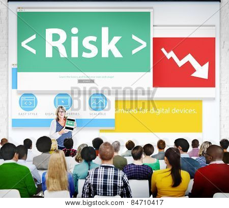 Risk Instability Danger Uncertainty Seminar Conference Learning Concept
