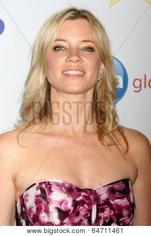 LOS ANGELES - FEB 22:  Amy Smart at the Night of 100 Stars Oscar Viewing Party at the Beverly Hilton Hotel on February 22, 2015 in Beverly Hills, CA