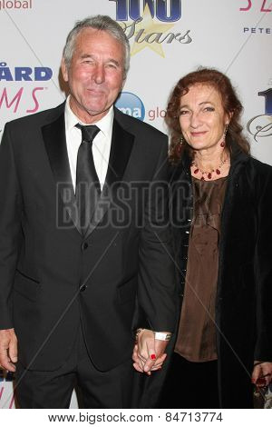 LOS ANGELES - FEB 22:  Timothy Bottoms at the Night of 100 Stars Oscar Viewing Party at the Beverly Hilton Hotel on February 22, 2015 in Beverly Hills, CA