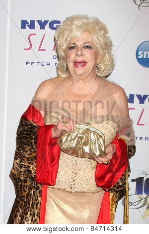 LOS ANGELES - FEB 22:  Renee Taylor at the Night of 100 Stars Oscar Viewing Party at the Beverly Hilton Hotel on February 22, 2015 in Beverly Hills, CA