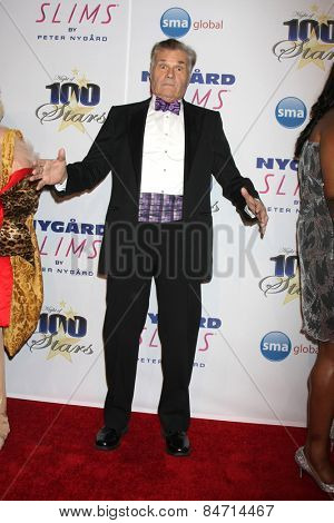 LOS ANGELES - FEB 22:  Fred Willard at the Night of 100 Stars Oscar Viewing Party at the Beverly Hilton Hotel on February 22, 2015 in Beverly Hills, CA