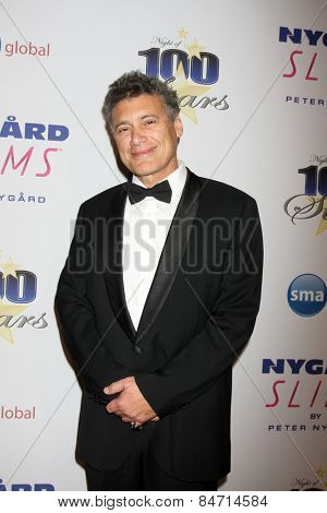 LOS ANGELES - FEB 22:  Steven Bauer at the Night of 100 Stars Oscar Viewing Party at the Beverly Hilton Hotel on February 22, 2015 in Beverly Hills, CA