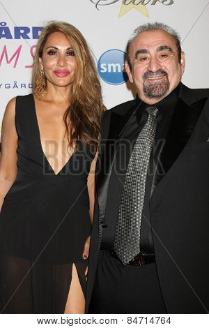 LOS ANGELES - FEB 22:  Ken Davitian at the Night of 100 Stars Oscar Viewing Party at the Beverly Hilton Hotel on February 22, 2015 in Beverly Hills, CA