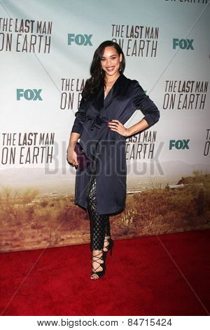 LOS ANGELES - FEB 24:  Cleopatra Coleman at the