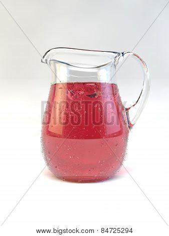 Punch Beverage Jug