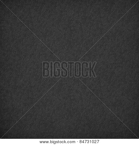 Black textured paper background.