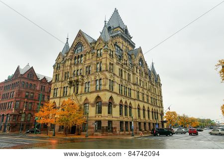 Syracuse Savings Bank, New York