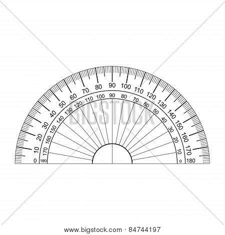 protractor vector