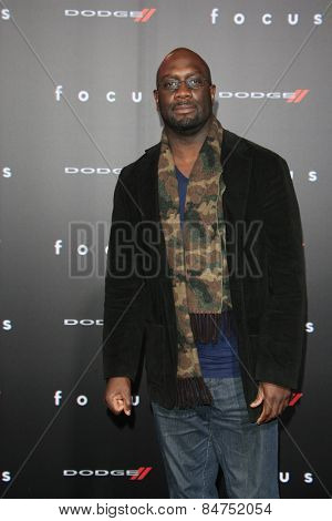 LOS ANGELES - FEB 24:  Richard T. Jones at the