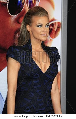 LOS ANGELES - FEB 24:  Carmen Electra at the