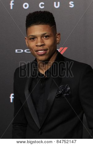 LOS ANGELES - FEB 24:  Bryshere Gray at the
