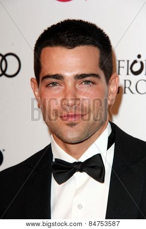 LOS ANGELES - FEB 22:  Jesse Metcalfe at the Elton John Oscar Party 2015 at the City Of West Hollywood Park on February 22, 2015 in West Hollywood, CA