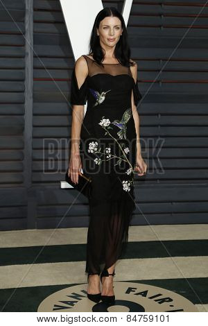 LOS ANGELES - FEB 22:  Liberty Ross at the Vanity Fair Oscar Party 2015 at the Wallis Annenberg Center for the Performing Arts on February 22, 2015 in Beverly Hills, CA
