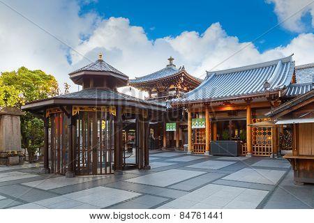 Isshinji Temple in Osaka