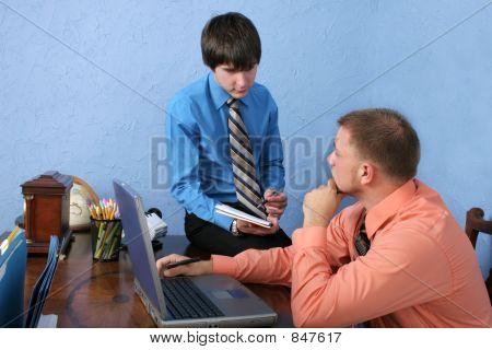 Compañeros de trabajo